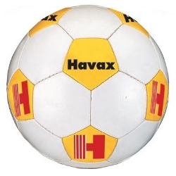 Personalize a regulation-size soccer ball with your colors and logo