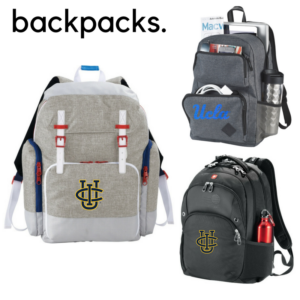 backpacks.
