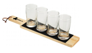 beer flight paddle