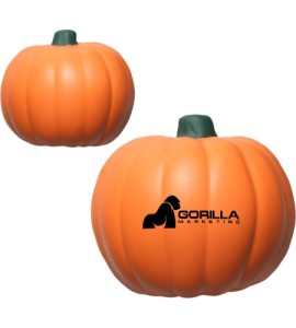 pumpkin stress ball-fall gear up