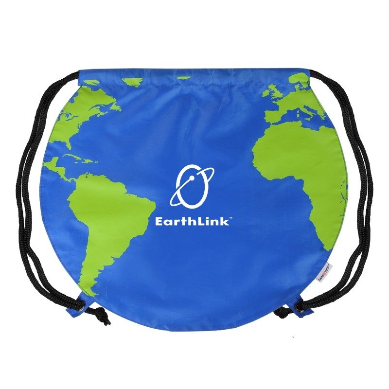 Globe Cinch bag