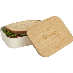 Bamboo Lunch Container
